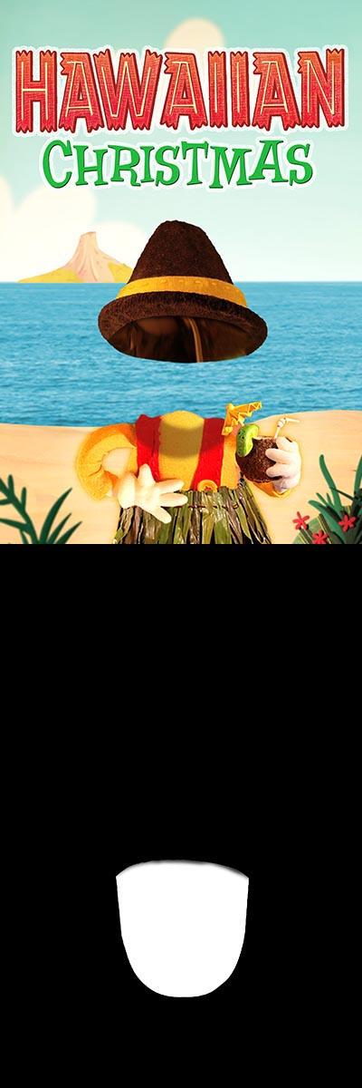 JibJab Ecards - Hawaiian Christmas eCard