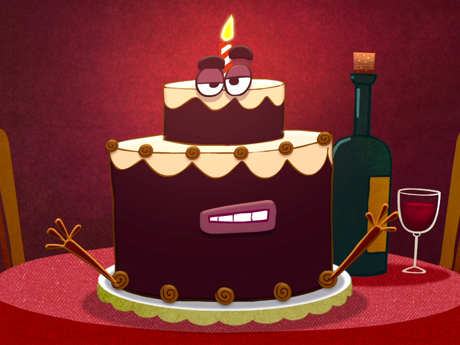 Birthday Cake With Name Jimmy ~ Jibjab ecards happy birthday ecards and videos
