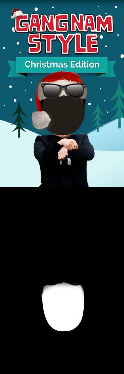 JibJab Ecards - Gangnam Style: Christmas eCard