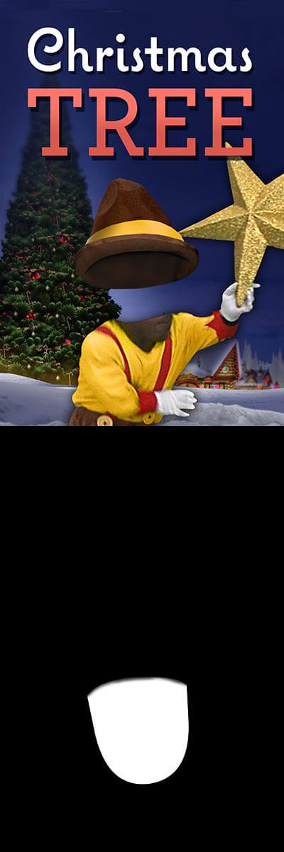 JibJab Ecards - Elf Christmas Tree eCard