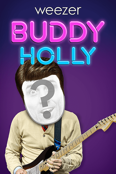 View Buddy Holly By Weezer ECard