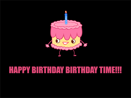 Jibjab ecards happy birthday ecards and videos view happy birthday birthday time ecard m4hsunfo