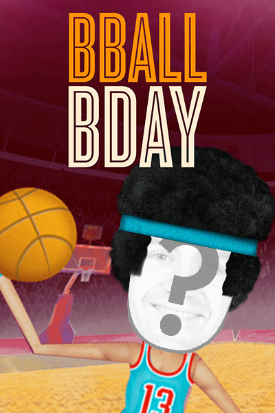 View BBall BDay ECard